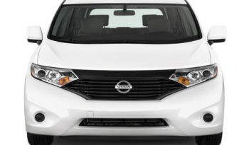 Nissan Quest Platinum CVT 2017 full