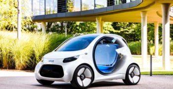 Smart-ForTwo-E-Vision-autonomous-Vehicle