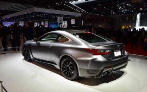 Lexus-RCF-special-Edition-2017-Rear