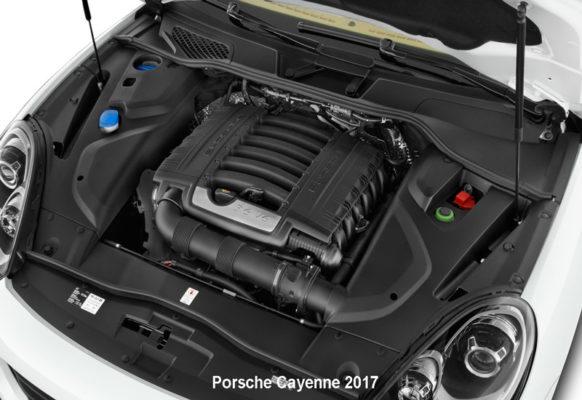 Porsche-Cayenne-2017-engine
