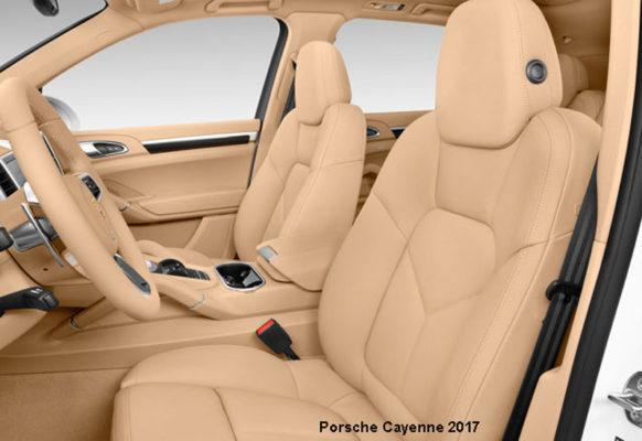 Porsche-Cayenne-2017-front-seats