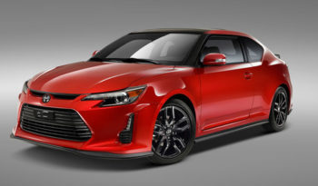 Scion TC 2dr HB Auto Release Series 10.0 (Natl) 2016 full