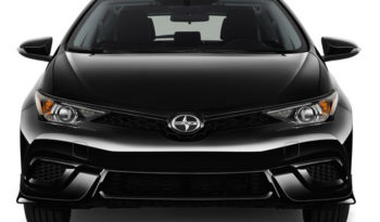 Scion iM 5dr HB Manual (Natl) 2016 full