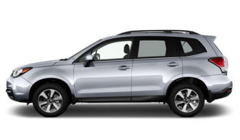 Subaru Forester 2.5i Premium Manual 2017 full