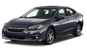 Subaru Impreza 2.0i 4-Door Manual 2017 full