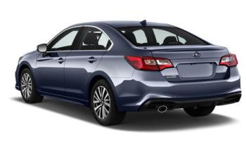 Subaru Legacy 2.5i 2017 full