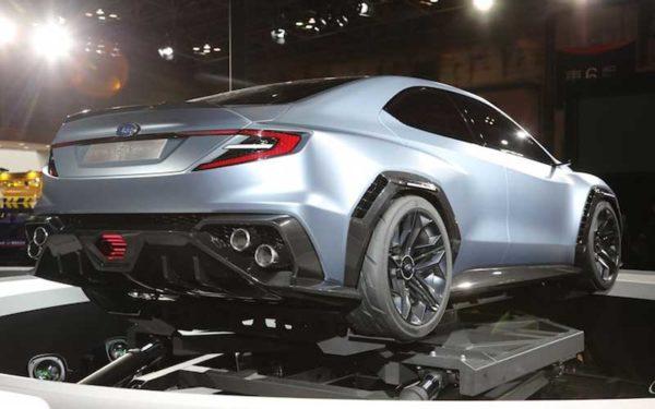 Subaru-VIViz-Performance-Concept-Rear-View-at-Tokyo-Motor-Show