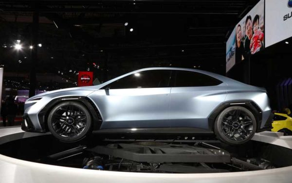 Subaru-VIViz-Performance-Concept-side-at-Tokyo-Motor-Show