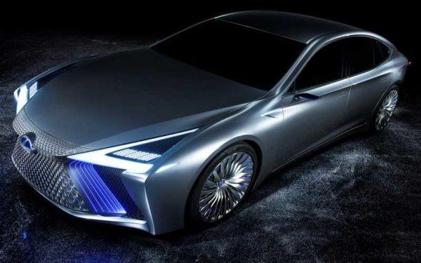 Lexus-LS-Plus-Concept-2017-frontTokyo-Auto-Show