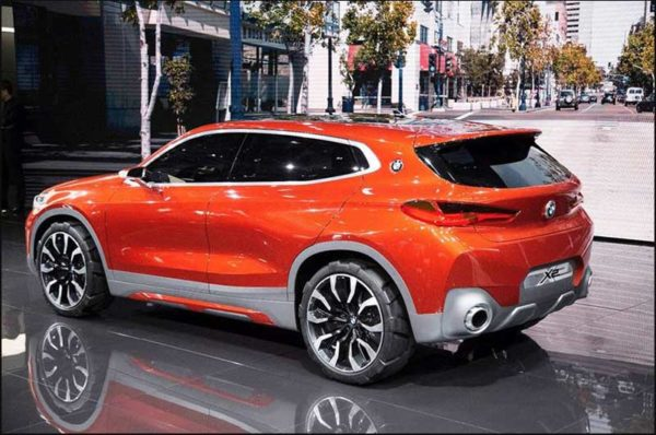 Upcoming-BMW-X2-2018-Rear-View