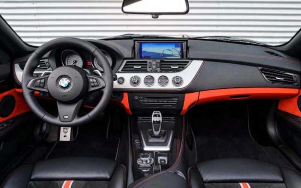 Upcoming-BMW-X2-2018-interior-view