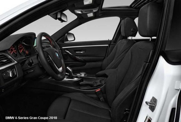 BMW-4-Series-Gran-Coupe-430i-2018-front-seats