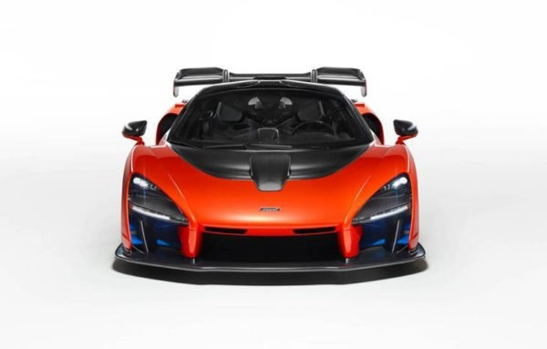 Mc-Laren-Senna-2019-Hyper-car-front-view