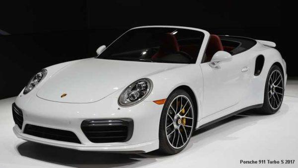 Porche-911-Turbo-S-2017-Front-image