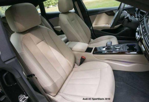 Audi-A5-sportback-2018-front-seats