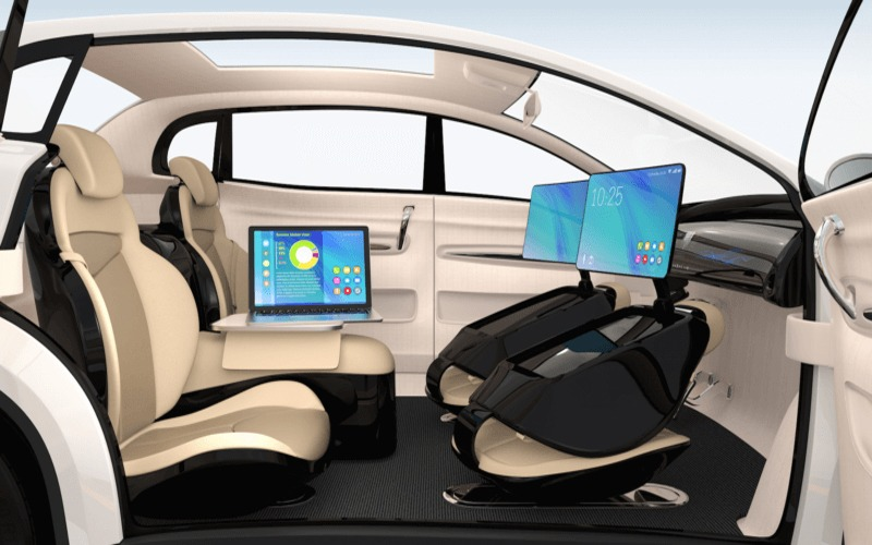 General motors driverless cars are ready for ride hailing for General motors dealers near me