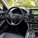 Honda-Accord-2018-steering-and-transmission