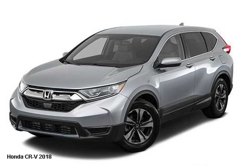Honda cr v ex l awd with navigation 2018 price for General motors dealers near me