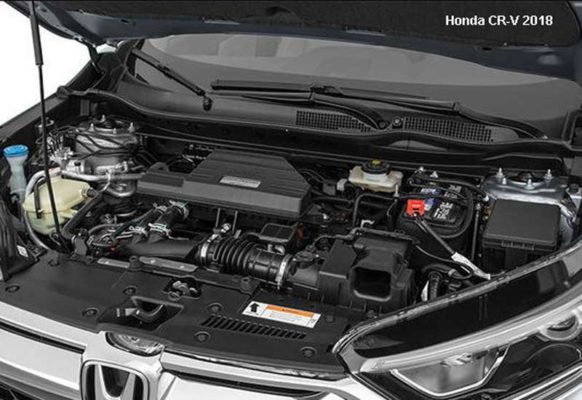Honda-CR-V-2018-engine-image