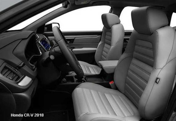 Honda-CR-V-2018-front-seats