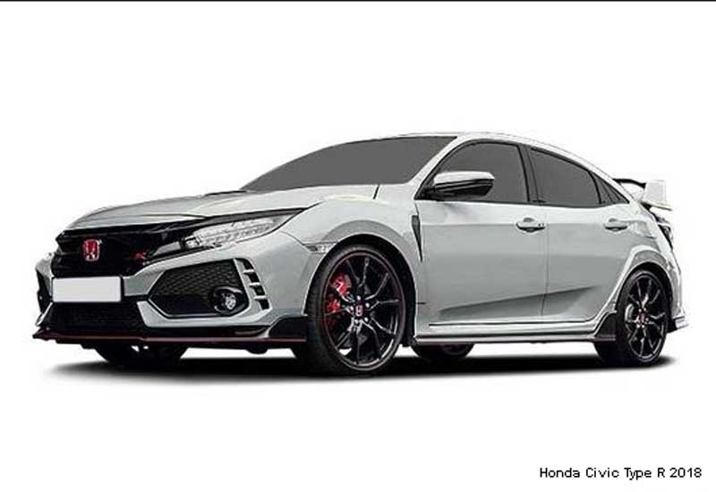 honda civic type r touring manual 2018 price specification fairwheels. Black Bedroom Furniture Sets. Home Design Ideas
