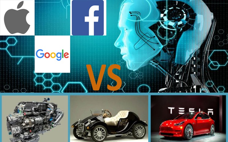 Silicon-Valley-Giant-VS-Automobile-Industry