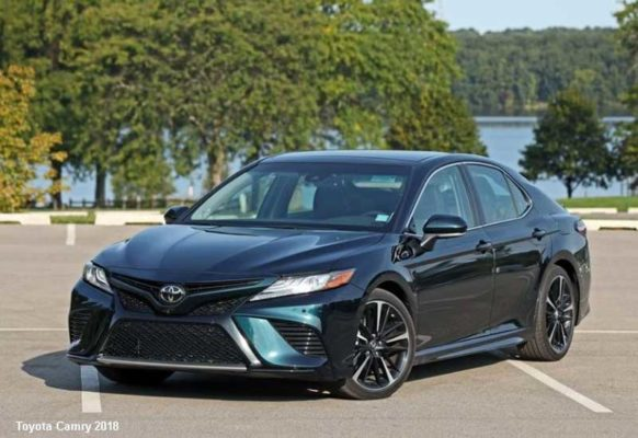 Toyota-Camry-2018-front-image