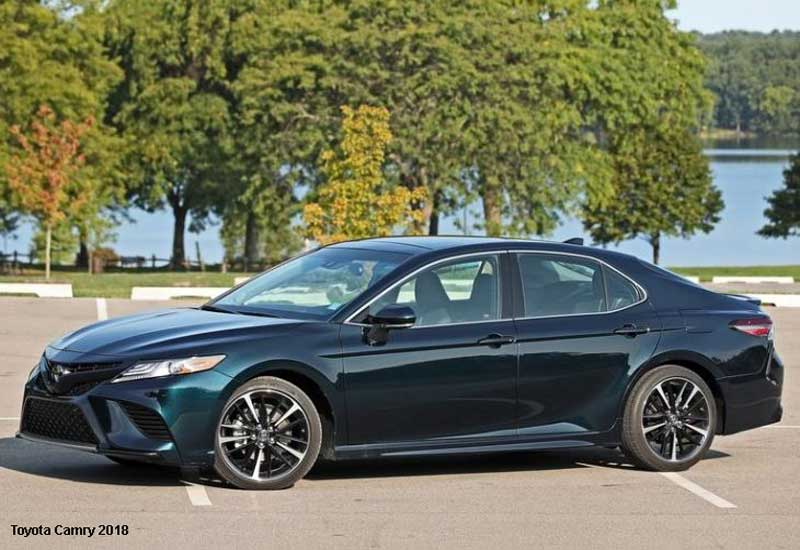 toyota camry xse automatic 2018 price specifications. Black Bedroom Furniture Sets. Home Design Ideas