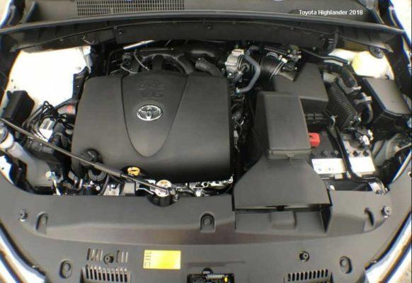 Toyota-Highlander-2018-engine-image