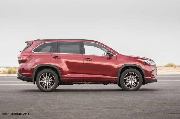 Toyota-Highlander-2018-side-image