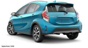 Toyota-Prius-C--back-image | Toyota Aqua G