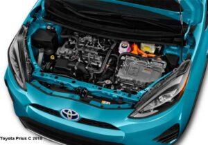 Toyota-Prius-C-engine-image | Toyota Aqua G