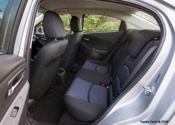 Toyota-yaris-ia-2018-back-seats