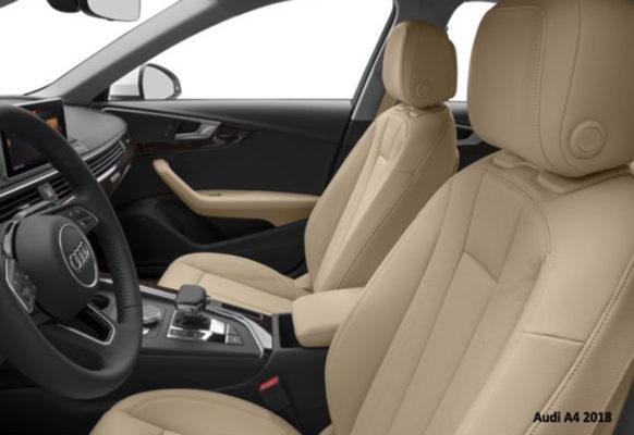 Audi-A4-2018-front-seats