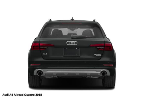 Audi-A4-Allroad-Quattro-2018-back-image