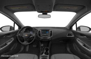 Chevrolet-Cruze-2018-steering-and-transmission