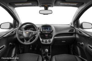 Chevrolet-Spark-2018-steering-and-transmission