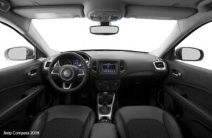 Jeep-Compass-2018-steering-and-transmission