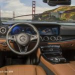 Mercedes-Benz-E-Class-2018-steering-and-transmission