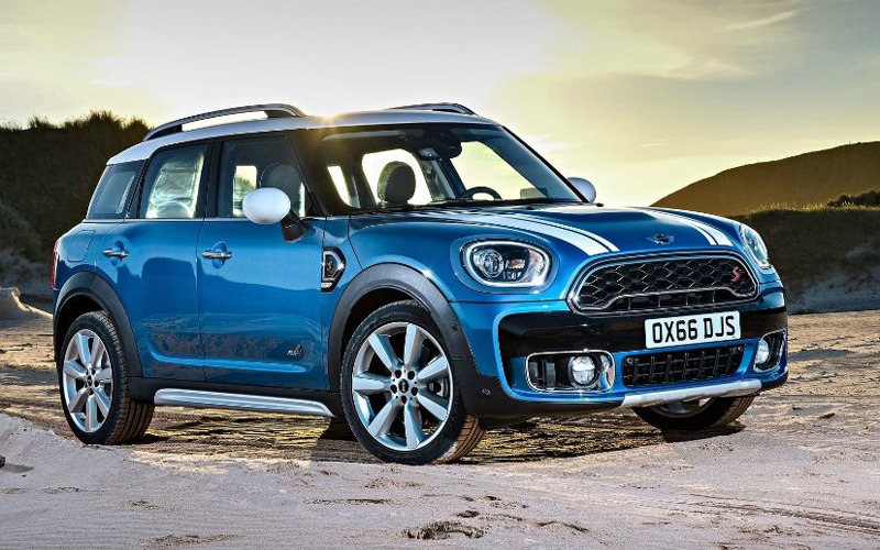 Mini-Countryman-coming-to-indian-markets---Auto-Expo-2018