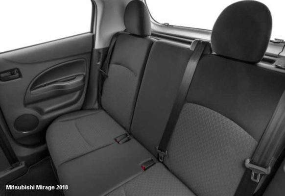 Mitsubishi-Mirage-2018-back-seats