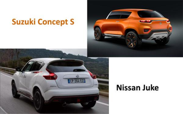 Nissan-Juke-VS-Suzuki-Concept-S--2018-indian-Auto-Show