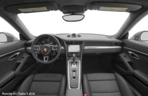Porsche-911-Turbo-S-2018-steering-and-transmission