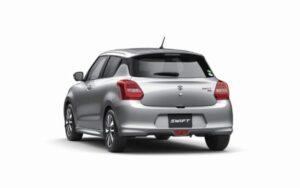 Suzuki-Swift-2018-Launch-in-Thailand-Rear-view