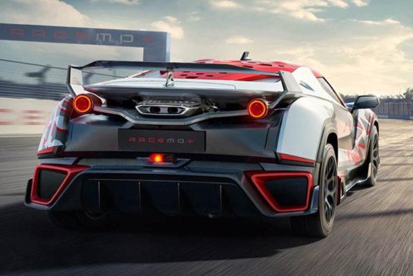 Tata-Racemo-Sport-EV-Rear-View---indian-Auto-show-2018