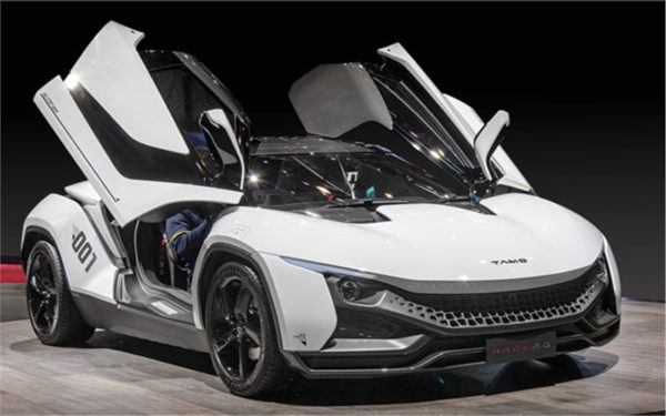 Tata-Racemo-Sport-EV-front-View---indian-Auto-show-2018