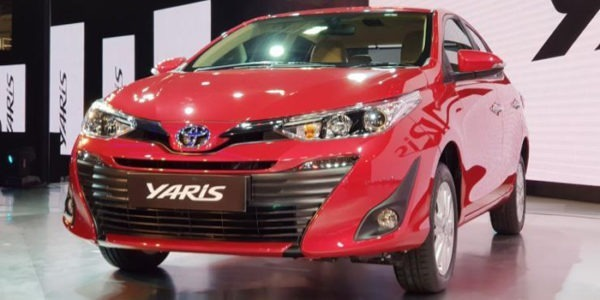 Toyota U0026 39 S Plan To Introduced Yaris In Indian Markets