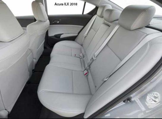 Acura-ILX-2018-Back-seats