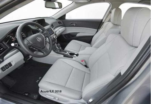 Acura-ILX-2018-Front-seats