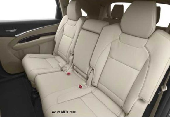 Acura-MDX-2018-back-seats